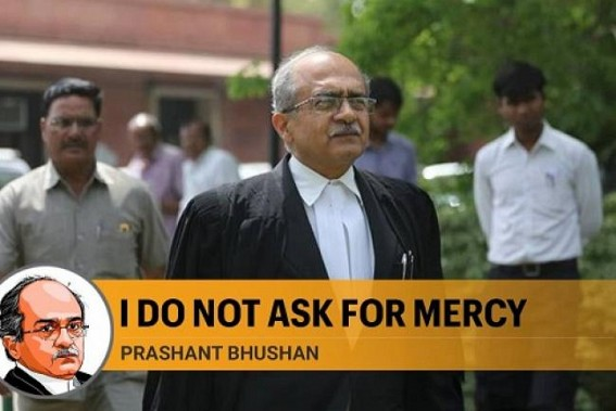 Prashant Bhushan's refusal to apologise puts him in the same league as Gandhi and Mandela