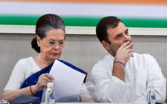 CWC meet begins amid chorus to bring Rahul back as Cong chief
