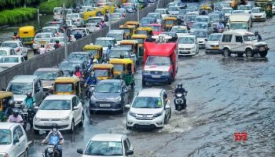 Moderate rain in Delhi-NCR from August 26 night, says IMD