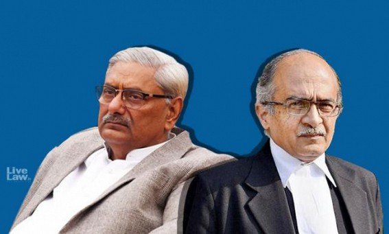 Painful to read Bhushan's reply justifying his tweets: Justice Mishra
