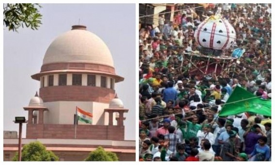 SC denies permission for Muharram processions across country