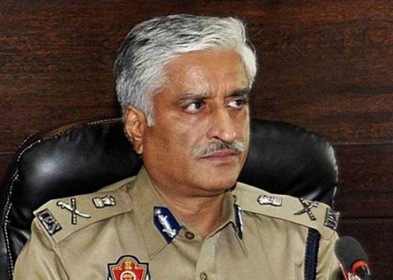 Punjab Police raids ex-DGP's house in 29-year-old kidnapping case