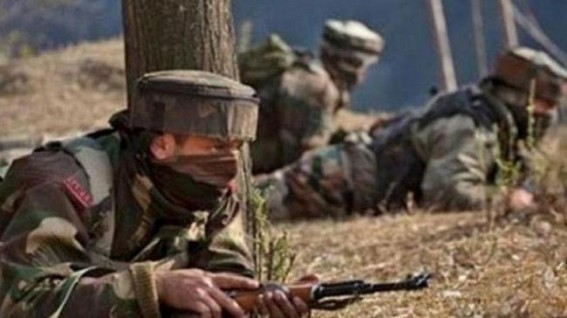 Soldier killed in Pak firing on LoC