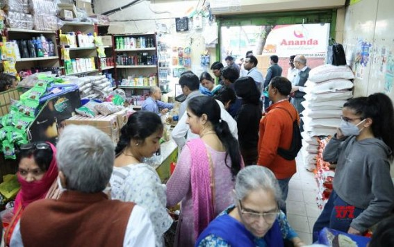 Sequential retail price inflation marginally eases in Aug