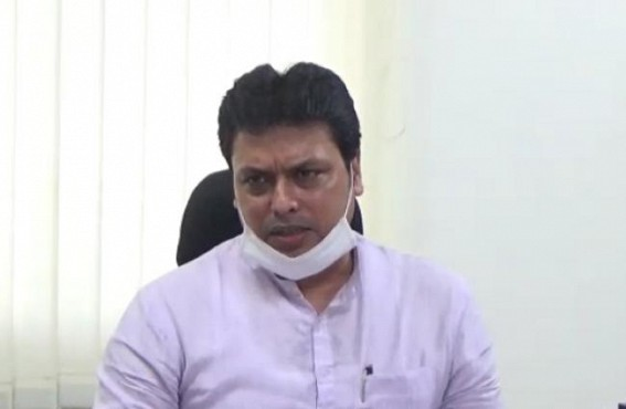 'Media often portrays Monkeys as Tigers and Tigers as Monkeys', alleged Biplab Deb