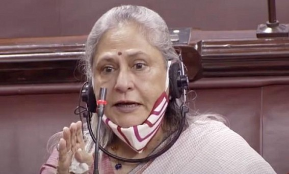 Bachchans trolled after Jaya Bachchan's Parliament speech