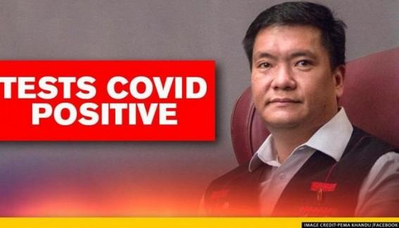 Arunachal CM Pema Khandu tests Covid-19 positive