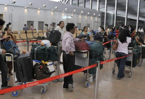 Centre: Airlines free to set baggage limit