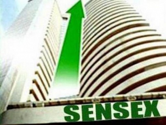Sensex ends 6-day losing streak with 835-point surge