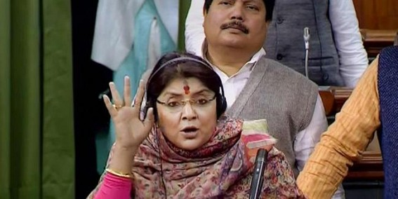 WB BJP's woman leader tests corona positive