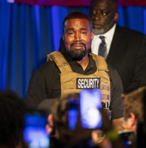 Kanye West unveils presidential campaign video