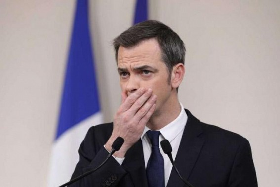 Police searches French Health Minister's residence
