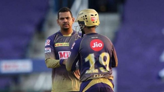 Green, brought in for Narine, also has history of suspect action