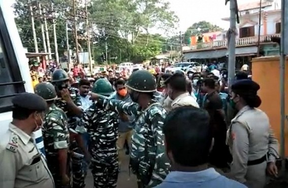 CPI-M activists were statewide attacked in 'organized manner' on party's foundation day
