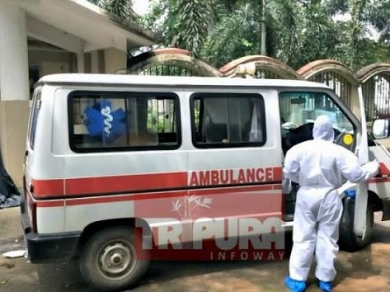 Tripura COVID-19 Death Toll raised to 326