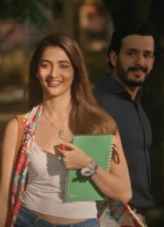 Akhil, Pooja's 'Most Eligible Bachelor' teaser promises complete entertainment
