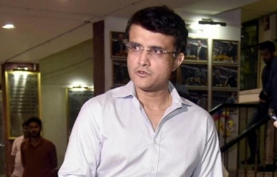 Ganguly presses for families on tour as CA, BCCI medical staff meet
