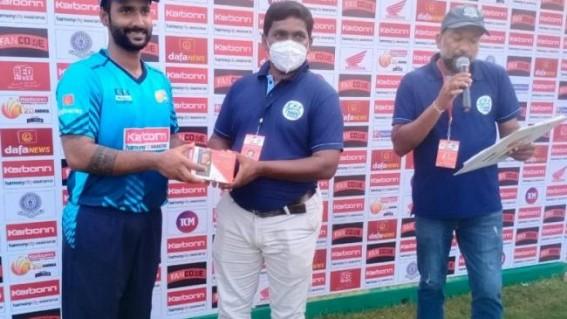 Warriors XI, Titans XI win in Andhra T20 tournament
