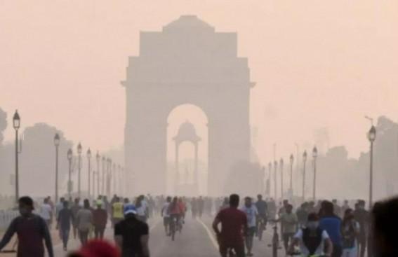 Delhi govt's anti-pollution campaign from Nov 2