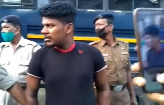 After Bajrang Dal's protest, Police drops many criminal charges against red-handed caught accused in Attack on Lawyers Case