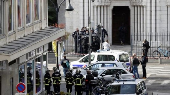 3 stabbed to death in France 'terror attack'