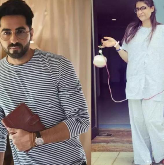 How Ayushmann Khurrana reacted to wife Tahira's latest book