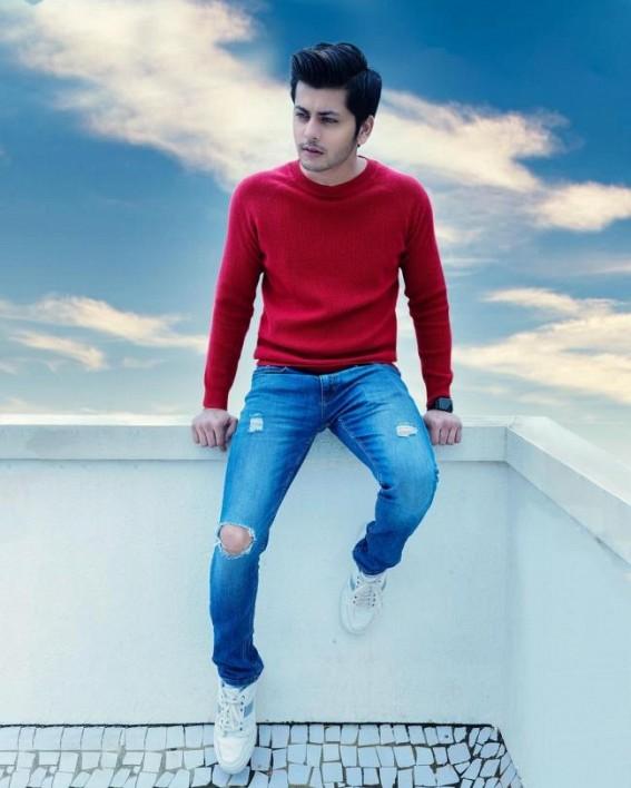 TV actor Abhishek Nigam trains in acrobatics for superhero role