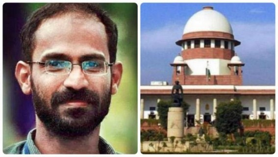 UP govt to SC: Kappan not illegally confined, no objection to advocate meeting him