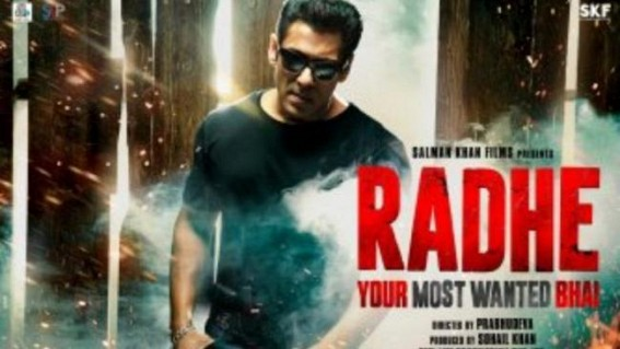 Salman Khan's 'Radhe' to release in theatres, eyes Eid 2021