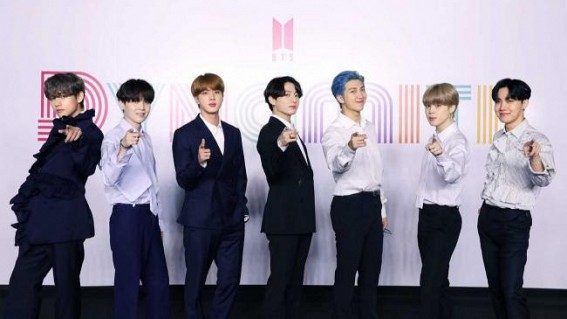 BTS share 'secret recipe' of new album with the 'ARMY'