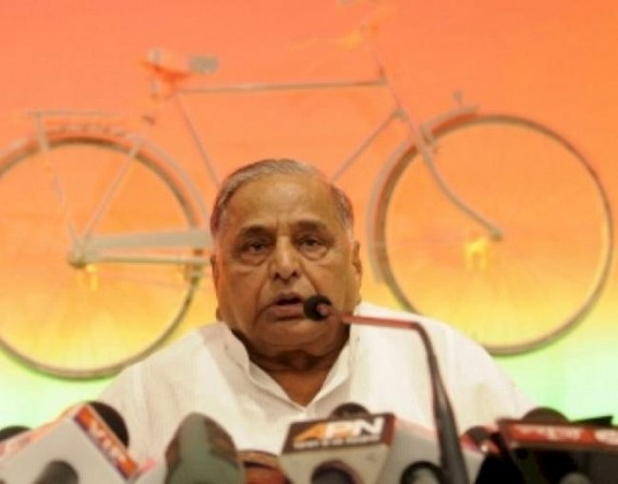 Mulayam turns 82, party celebrates on subdued note
