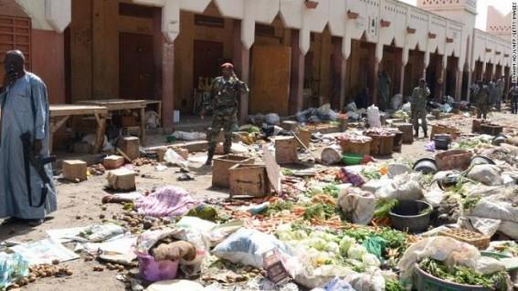5 dead, 18 abducted in Nigeria mosque attack