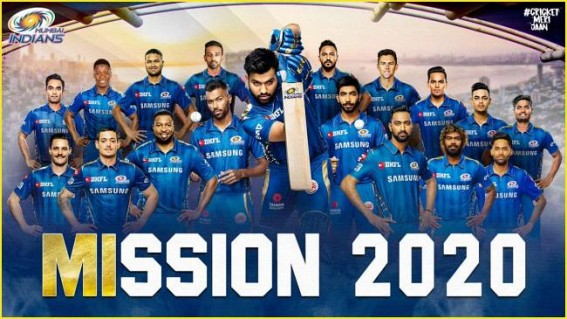 Consistency in lineup led to success for Mumbai Indians: Data