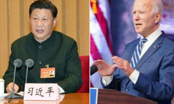 Xi finally congratulates Biden on victory