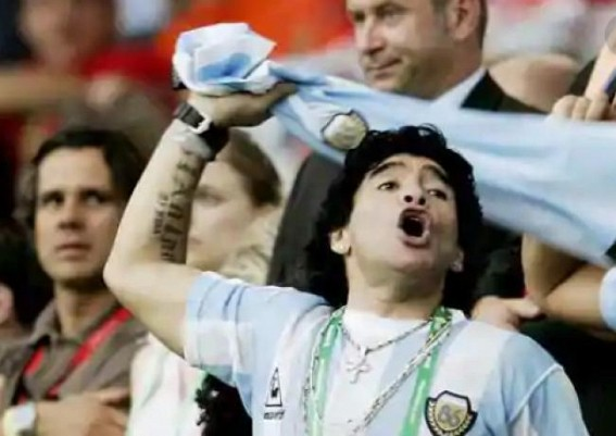 Football legend Diego Maradona passes away at 60