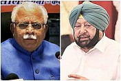 Stop inciting farmers, Khattar asks Punjab CM
