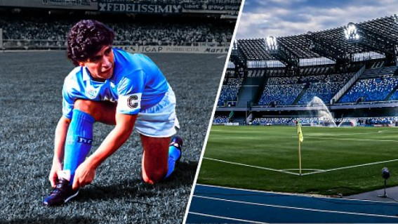 Napoli to rename its stadium in honour of Maradona