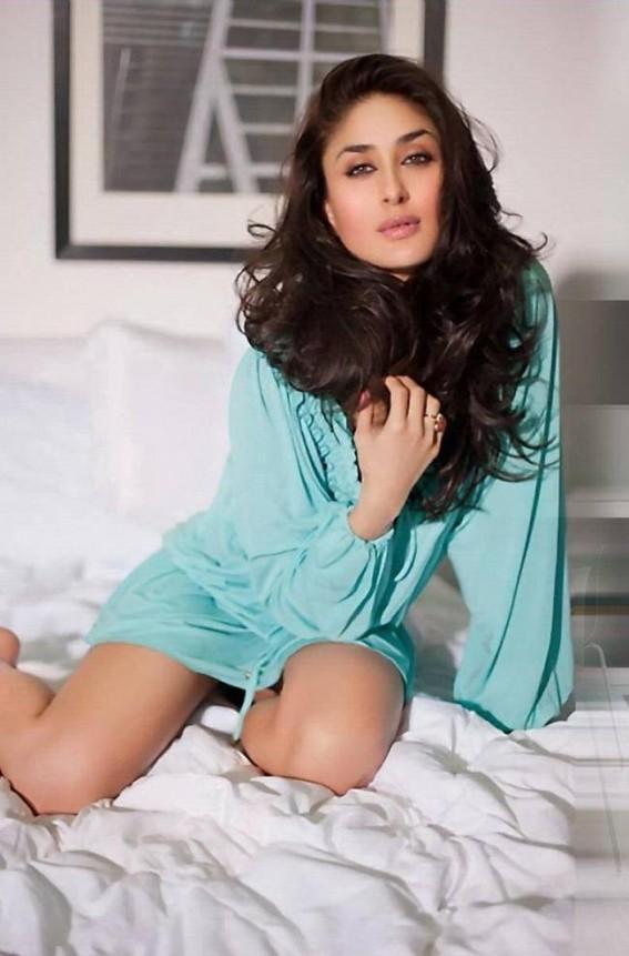 Kareena Kapoor continues her 'kaftan series'
