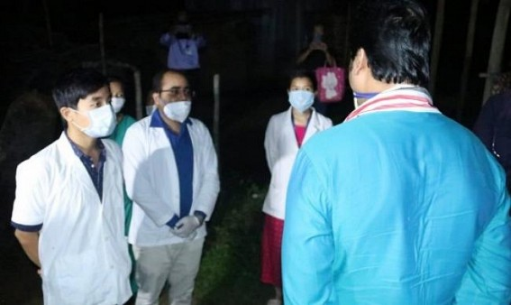 CM visited Quarantine Centres in 2 Districts : COVID-19 Positive Cases raised to 321 in State, 'BSF Commandant Transferred after COVID-Outbreak in camps', says CM