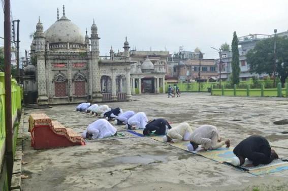 Tripura observes Eid-ul-Adha