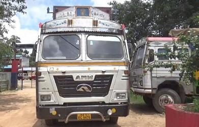2 bikes, 1 Truck collision has killed one at Agartala-Teliamura Road. TIWN Pic Aug 8