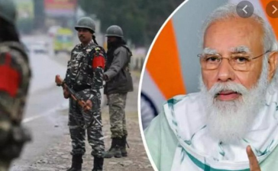 4 killed JeM terrorists were planning big attack, PM reviews security apparatus