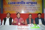 'Tripura reels under suffering and BJP leaders busy in functions, singing, dancing' : Jitendra Choudhury