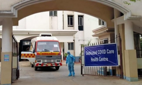Tripura COVID-19 Positive Cases raised to 321 as 5 more tested positive