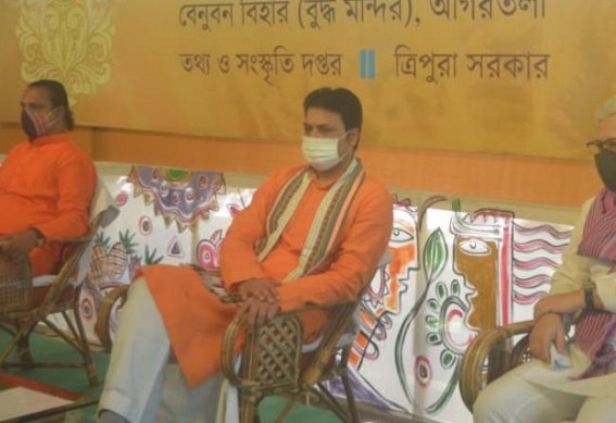 'No need of Protest, Rape Incidents have reduced in Tripura', claims CM