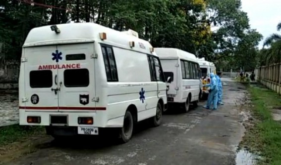 Chennai returned new COVID-19 patients shifted to Bhagat Singh Treatment Care