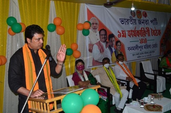 'When All SOYTAAN People are United, it means the RAJA has Correct Direction' : Biplab Deb's frustration Visible amid 28 MLAs demanded CM replacement