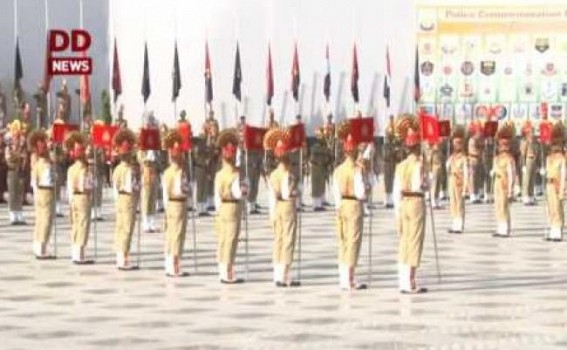 Nation pays tributes to martyred CRPF men