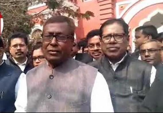 Tripura Advocate General passed away