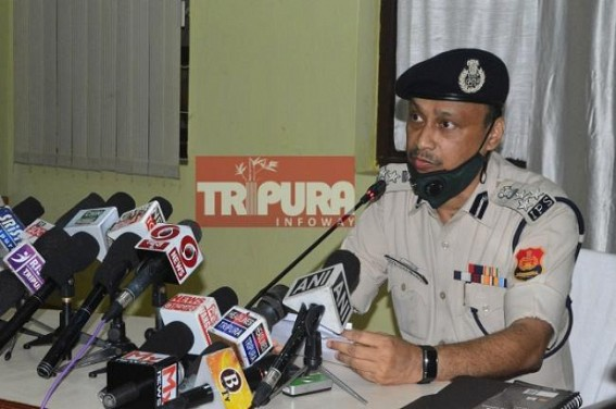 Tripura Police Arrested 10 persons in 17 years old girl's Gang-Rape incident, including People who helped Crime Accused Persons to Abscond : DIG Soumitra Dhar confirms 'No Loopholes' in investigation